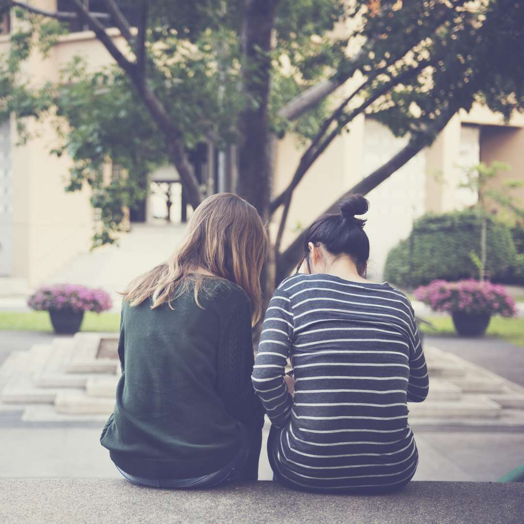 je ne peux pas y arriver seule je veux être accompagnée