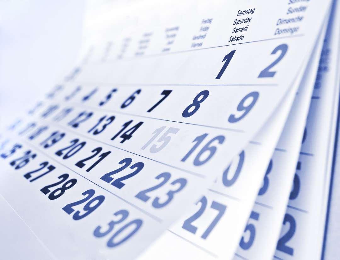 la date n'est pas importante, ne te fais pas voler la décision par le temps
